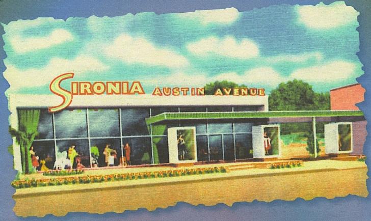 Vintage Sironia