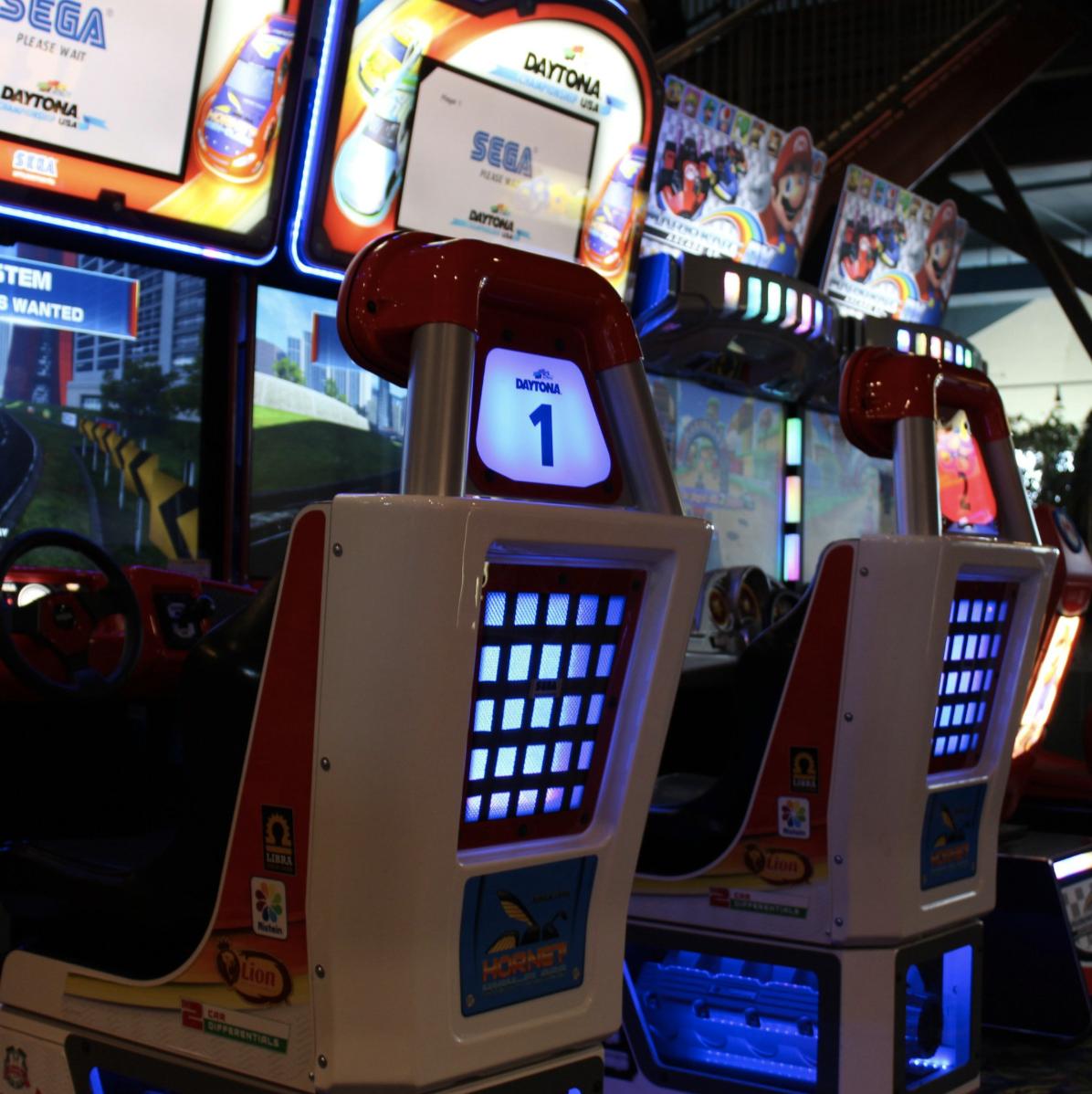 Arcade at Walther's Golf & Fun
