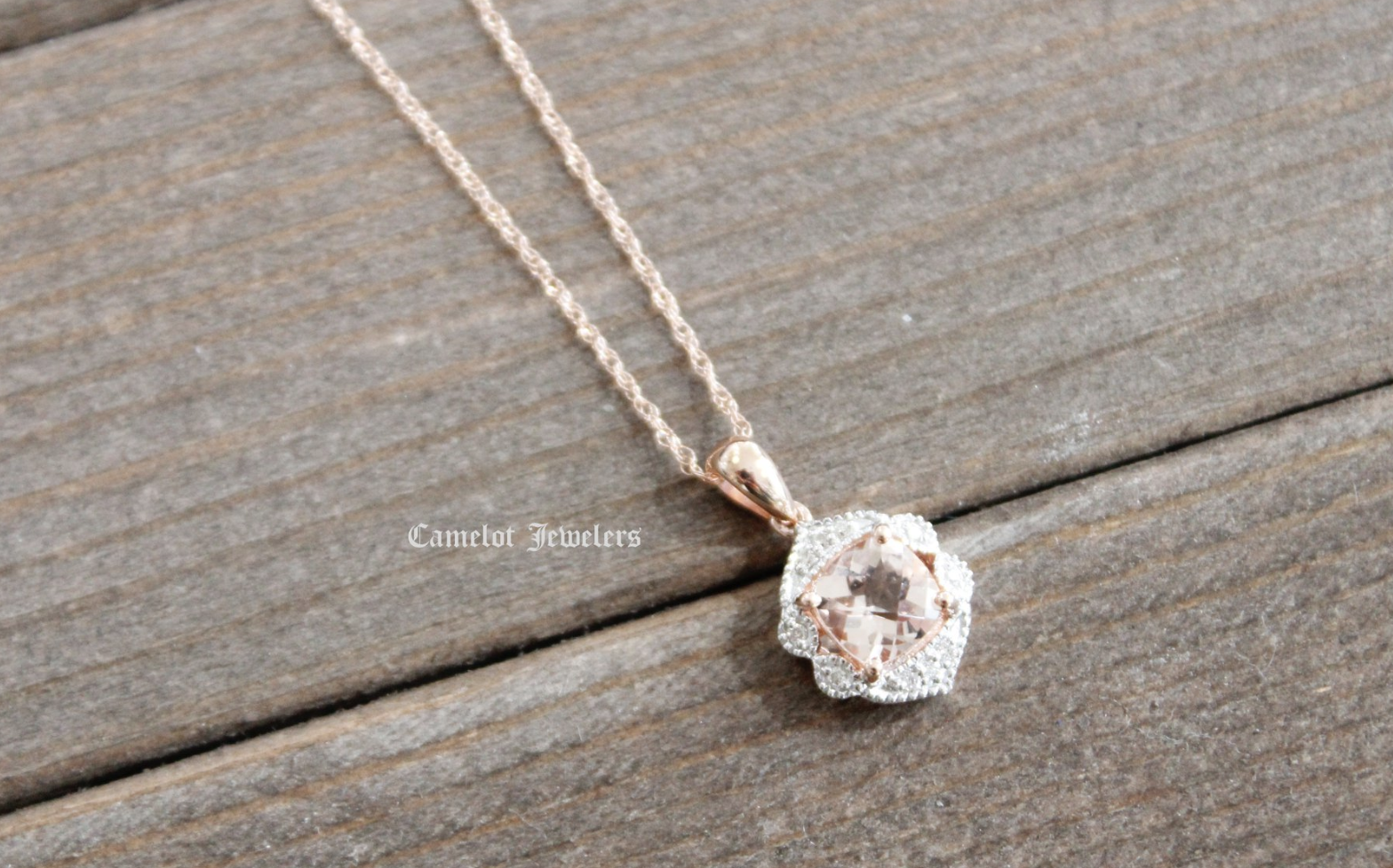 Necklace from Camelot Jewelers
