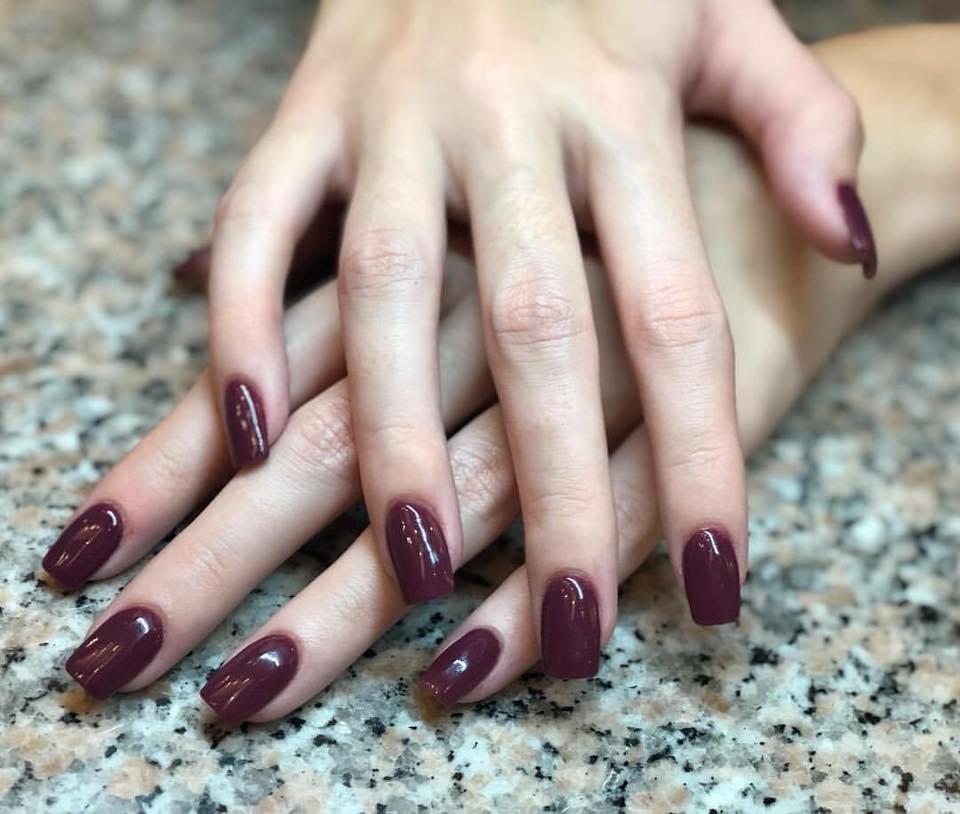 Fresh manicure from Posh Spa & Lounge