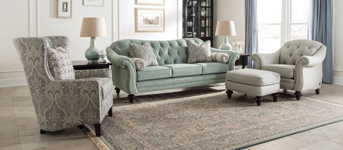 Living room furniture from Furniture Center & Casual Shop