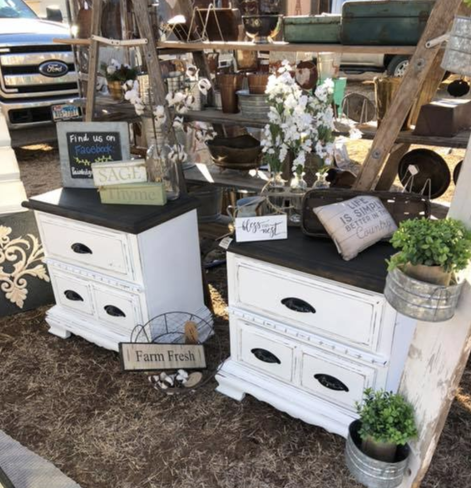 Home decor from Wild West Vintage Decor