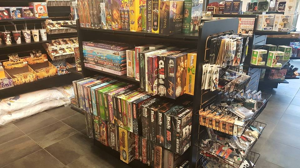 Sword N Board offers a wide selection of games for everyone