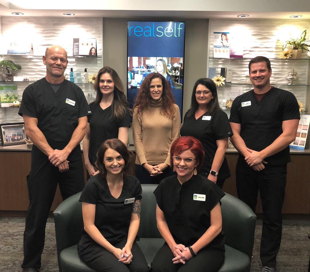 The Renew Aesthetics team