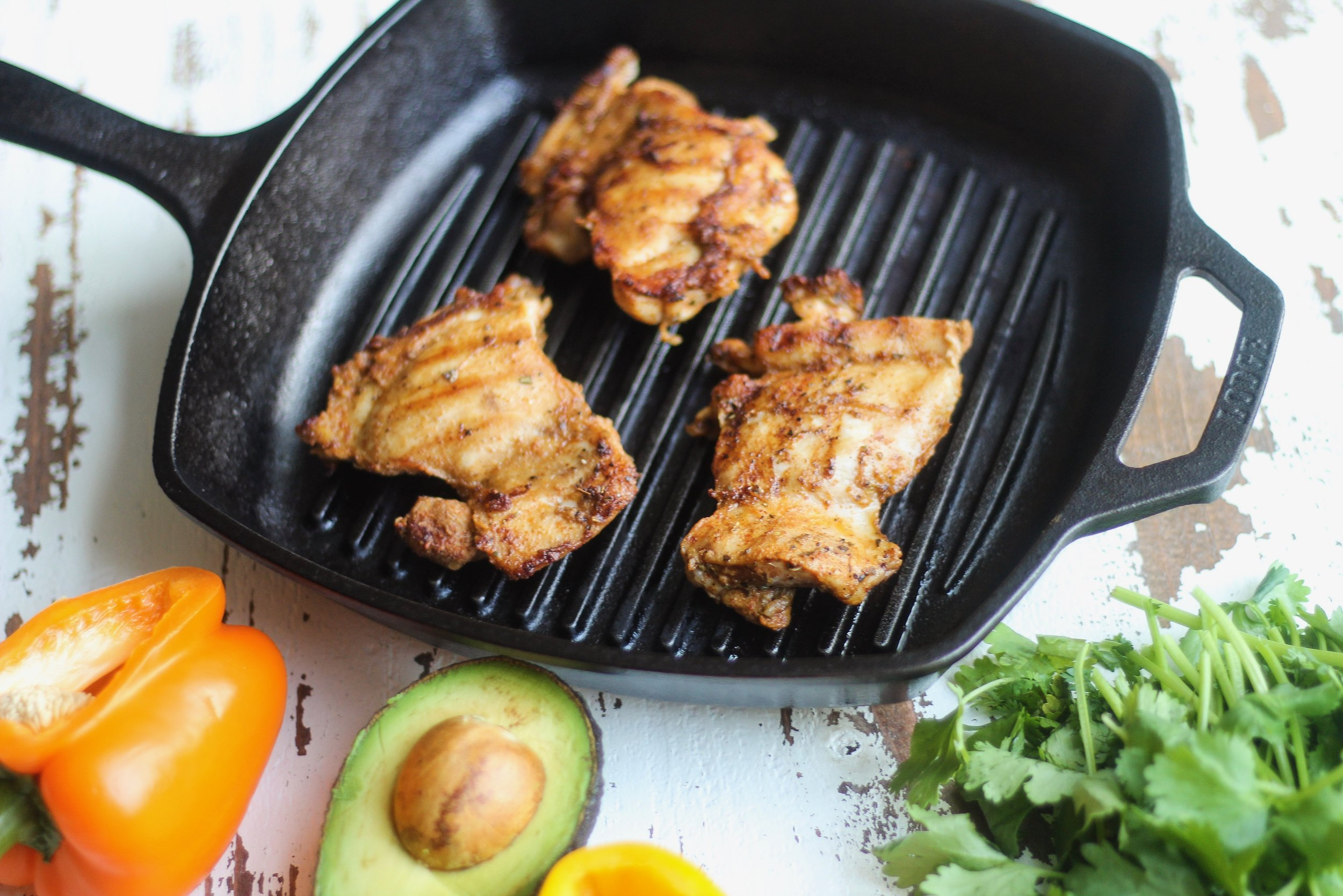 Easy Chipotle-Lime Chicken