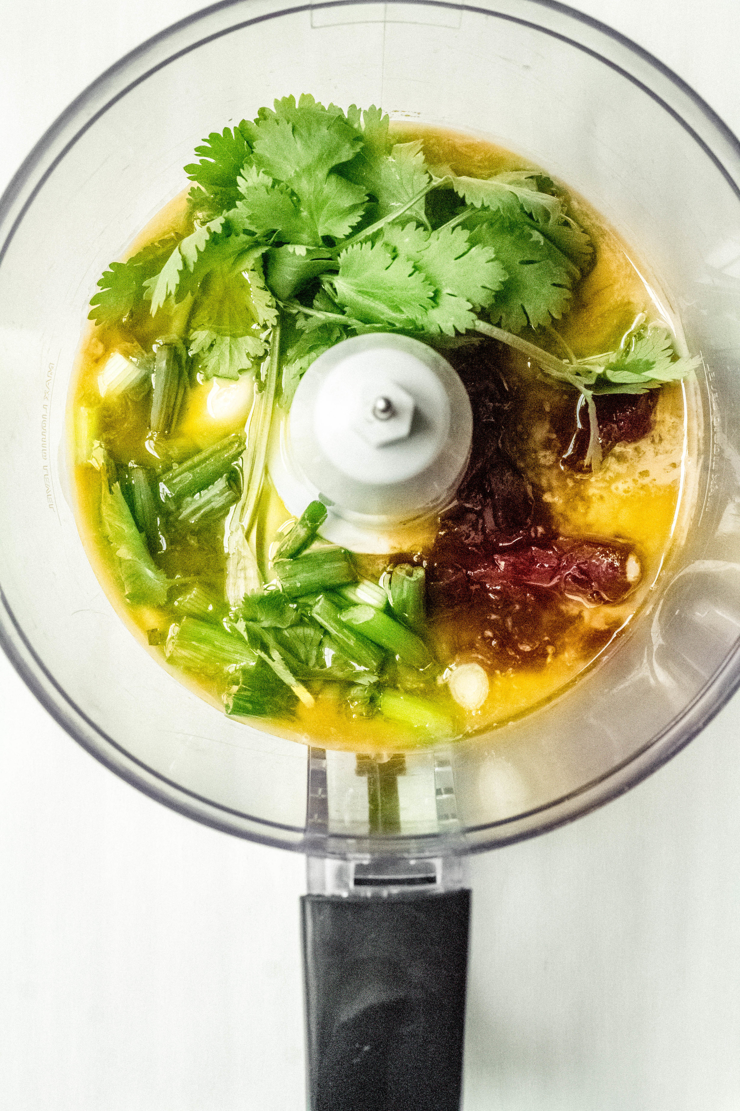 Spicy Lime Tahini Dressing