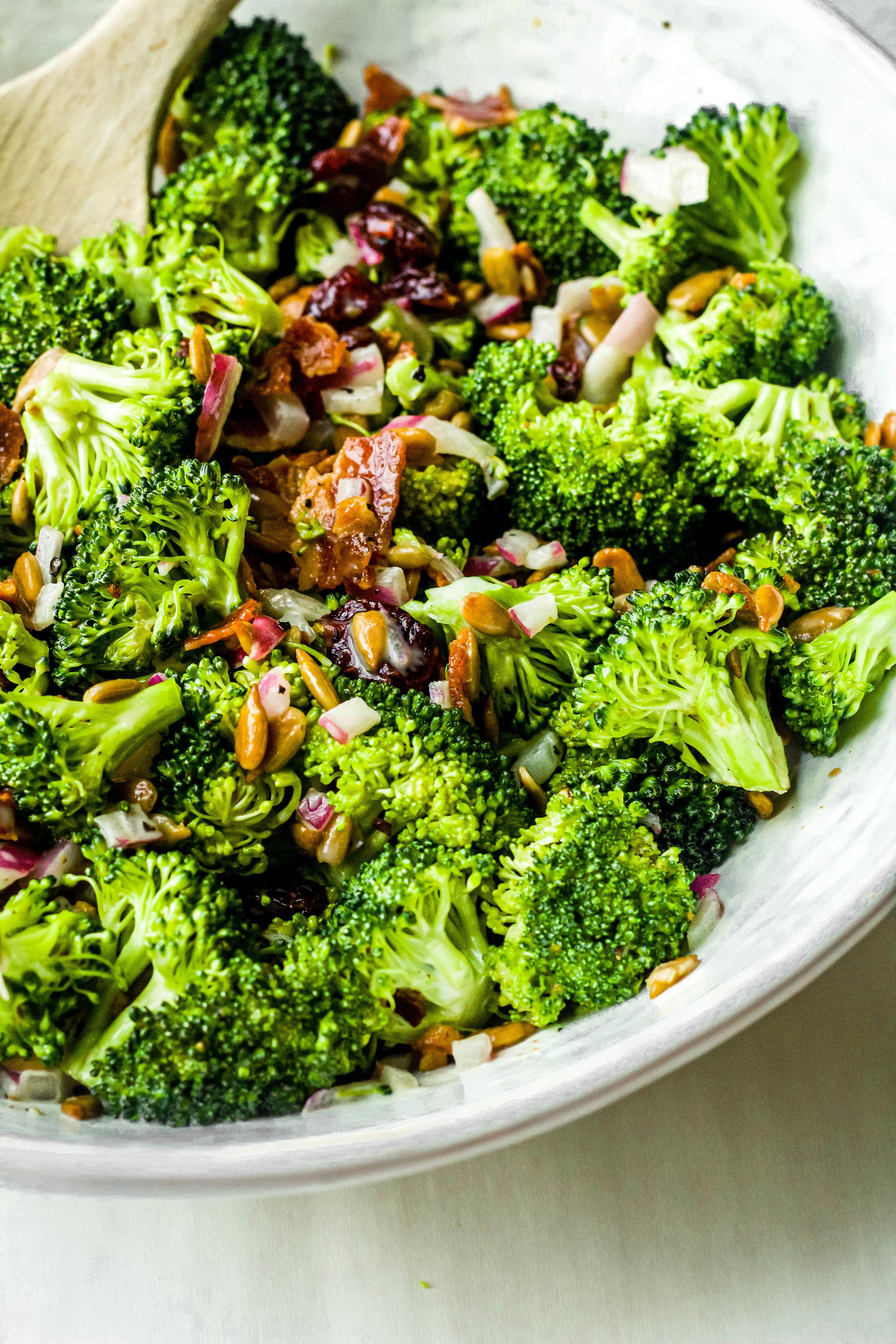 Broccoli Salad (Paleo, Dairy-Free, Gluten Free)