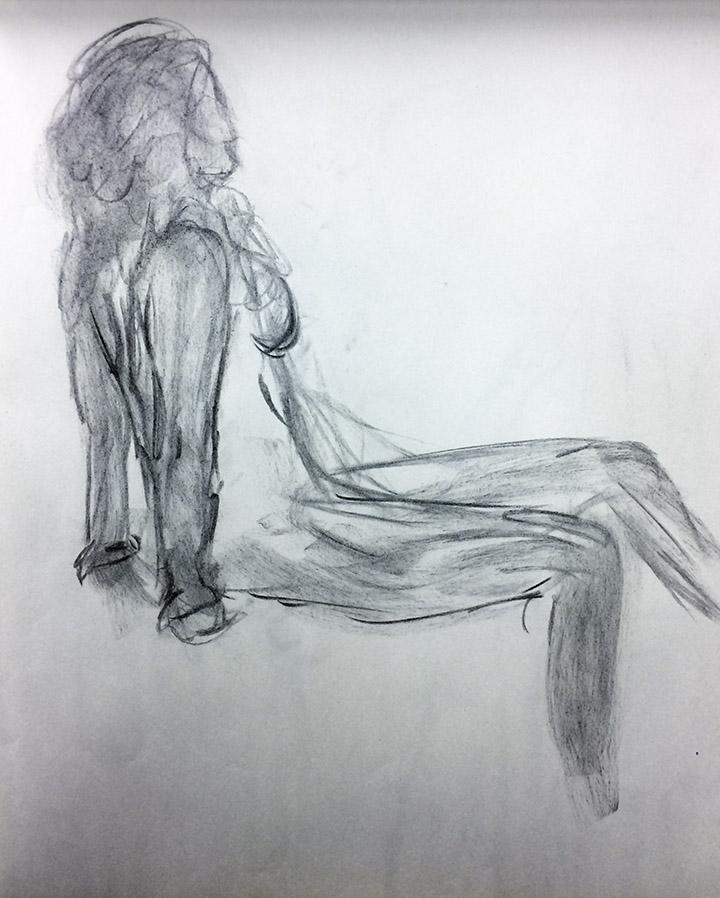 Female Model 2, Study 6