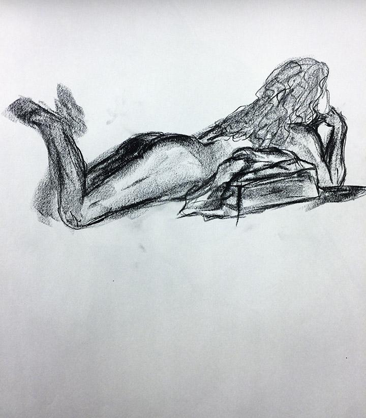 Female Model 2, Study 5