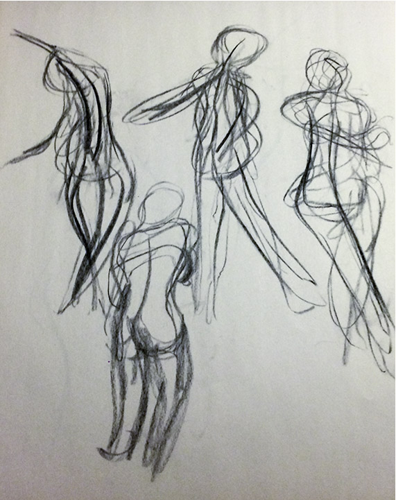 Gesture Study 2