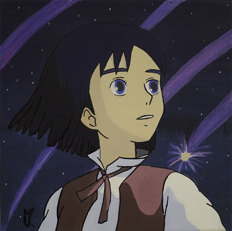 Studio Ghibli's Young Howl
