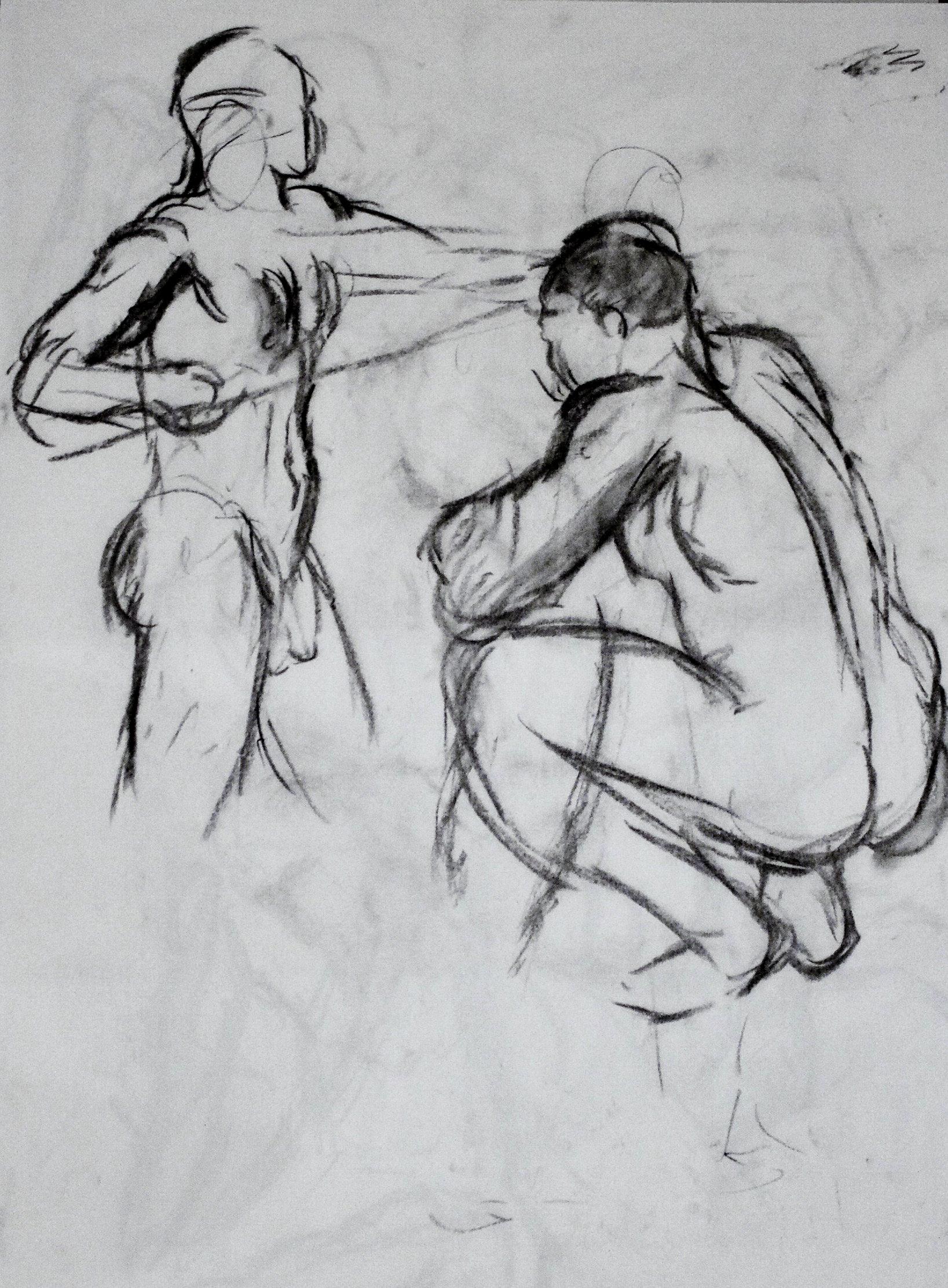 Male Model 2, Study 1