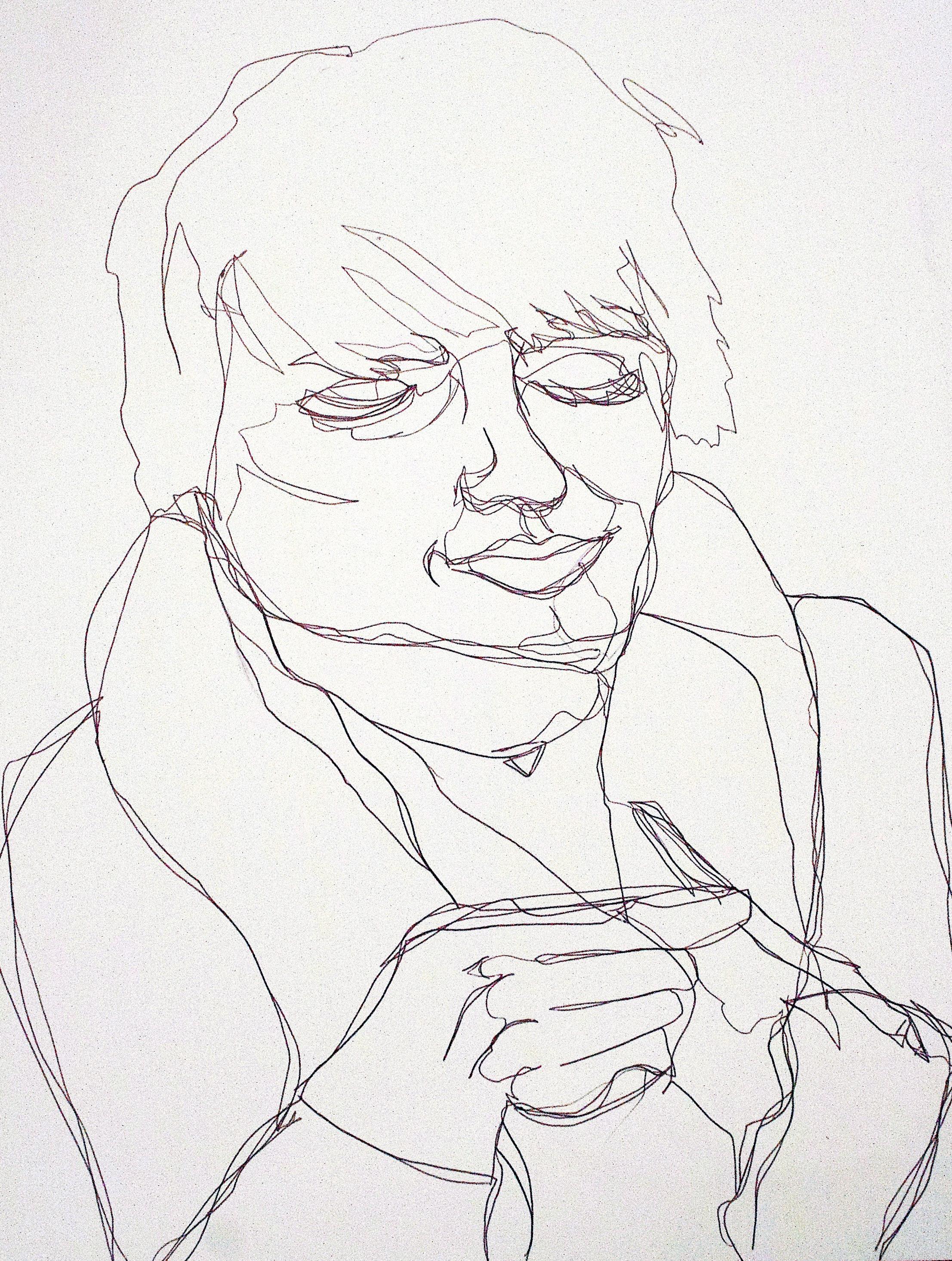 Self-Portrait 8
