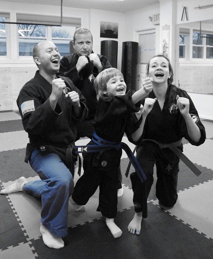 Training in the martial arts teaches goal setting and promotes accomplishment Darien CT, February 10th, 2017 thank you page.jpg