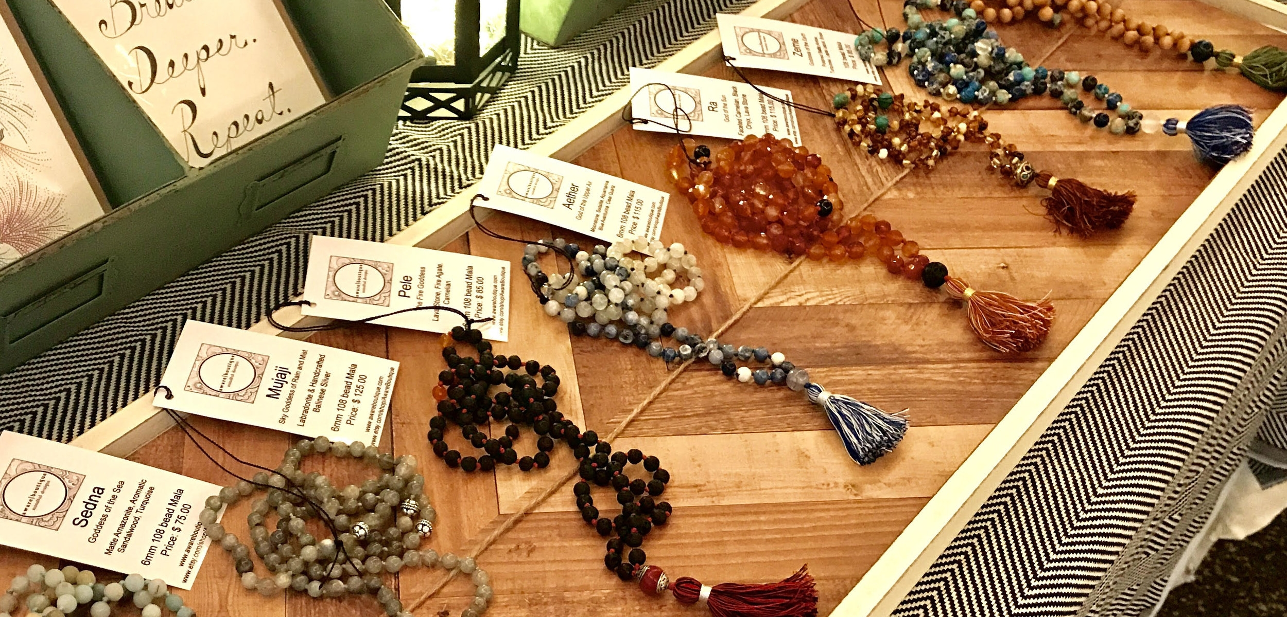 what are mala beads? -