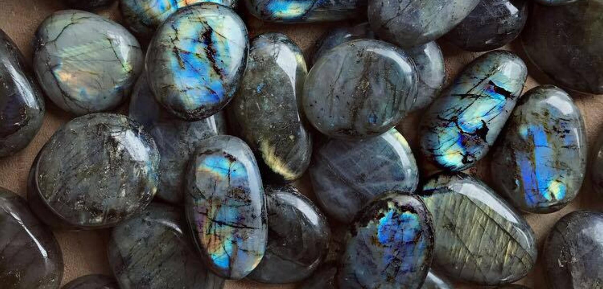 gemstones & meanings -