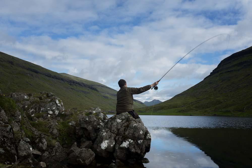 Salmond Fishing