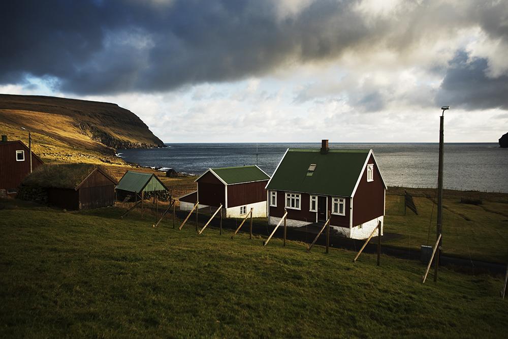 House on Svínoy