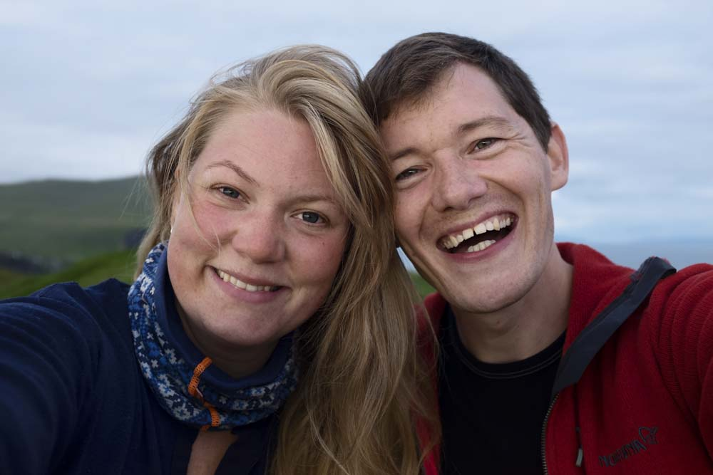 About us - Welcome to our blog and our world of slow adventure!
