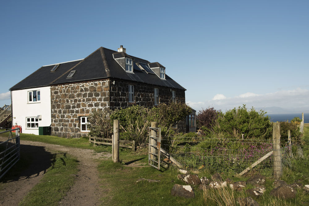 Accommodation on Eigg