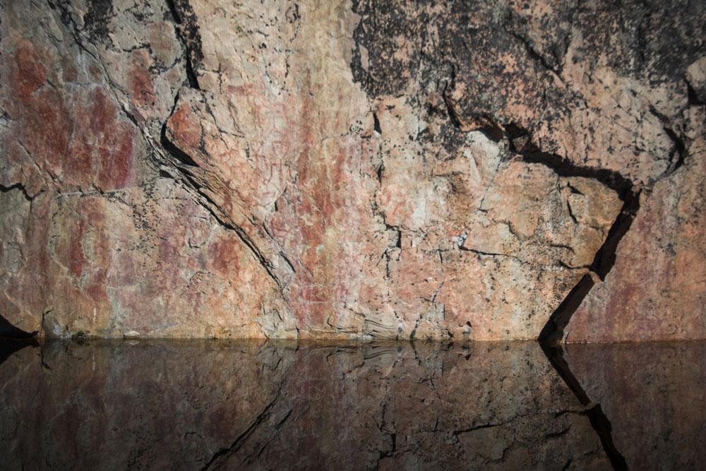 Hossa Värikallio Rock Paintings