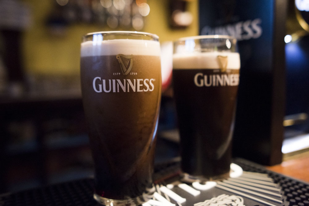 Two Guinness