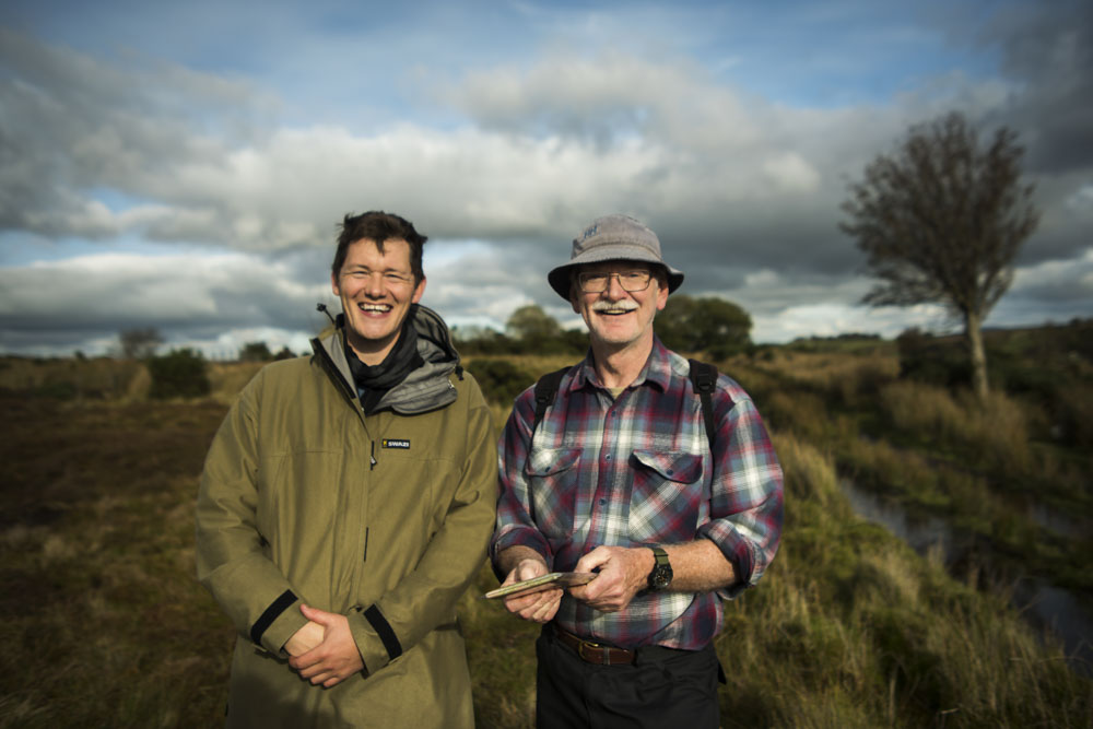 Meet Martin, our landscape appreciation guide & local ecologist