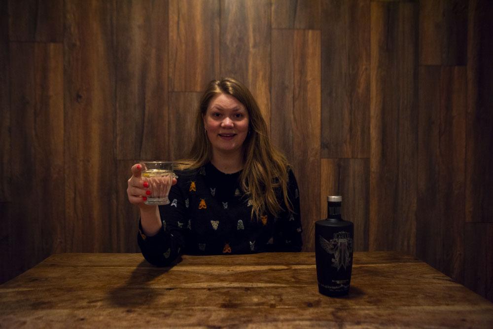 Icelandic Gin & Tonic