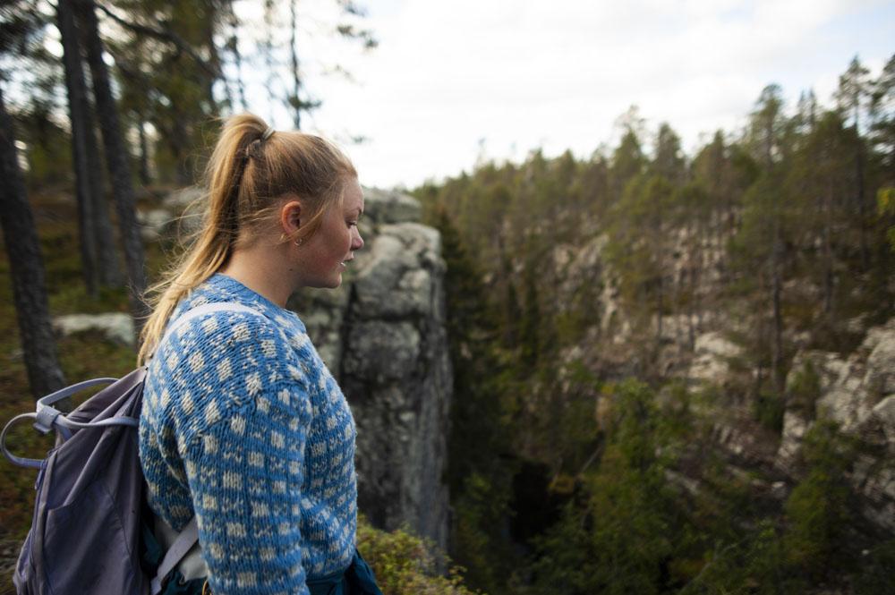 wilderness gorge