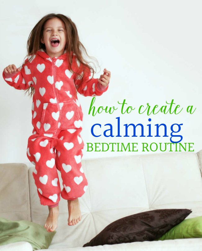 Creating a peaceful bedtime routine doesn't have to be difficult. If you make a few small changes, you can create a successful bedtime routine for kids.