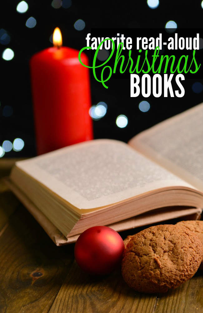 There's something special about cuddling up with your favorite read aloud books to celebrate Christmas. Here are 10 books to read with your family this holiday season.