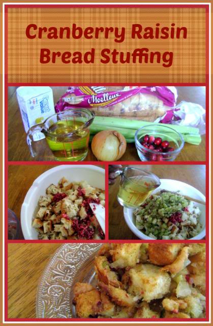 Fabulous easy meal side dish idea - perfect for Thanksgiving. Just different enough from the 'normal' stuffing recipe to be a new standout and family favorite!
