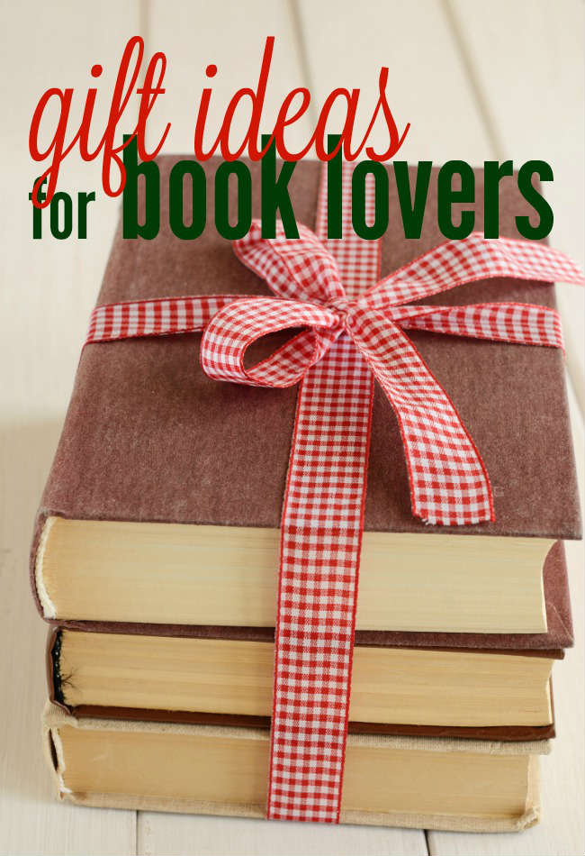 Need some gift ideas for the book lover in your life? I have a fabulous collection of gift ideas for all budgets. You'll definitely find something for your book-loving family & friends!