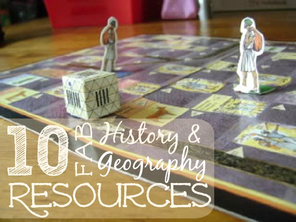 history resources