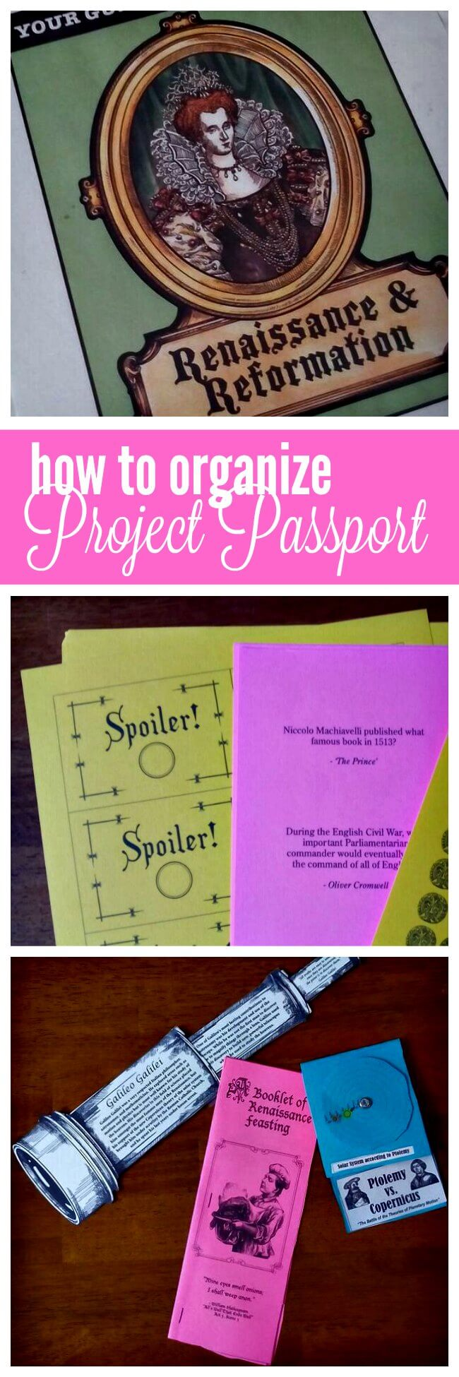 Project Passport from Home School in the Woods is a fabulous history program for elementary and middle school. Take a peek at how I organize our studies with Project Passport.
