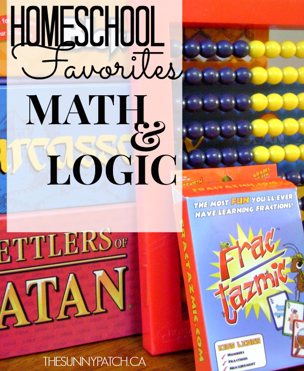 mathematics and logic resources for homeschools