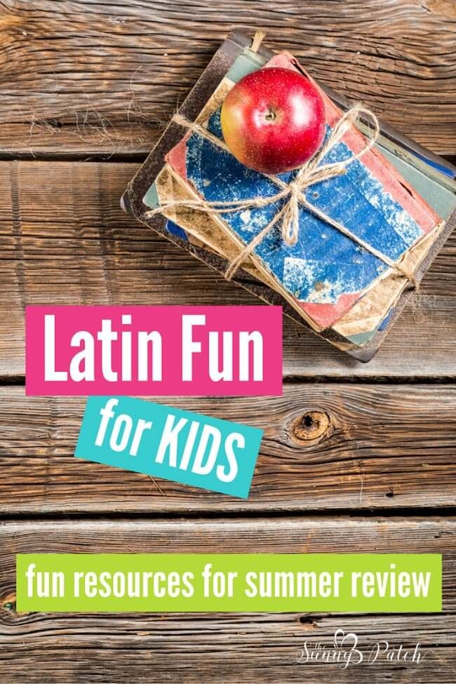 If you and your kids have been learning Latin you know there is a lot to learn! Thankfully, there are also plenty of free and fun homeschool Latin resources and lesson plans kids will love.