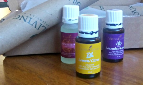 real day essential oils