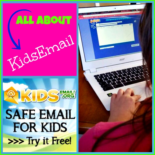 KidsEmail is a safe kids email service - with various safety features, parents will feel okay letting their kids have their own email account.
