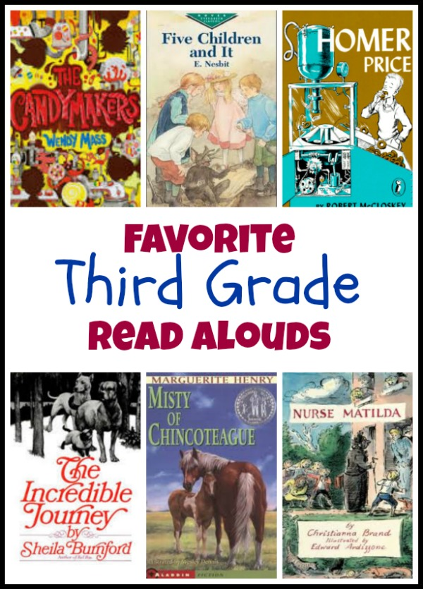 Looking for some read aloud suggestions? Check out this awesome list of read alouds!