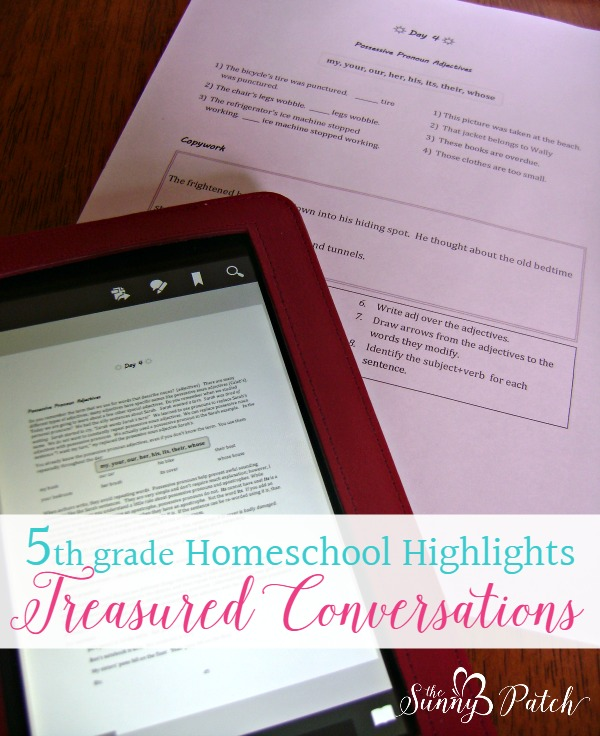Take a look at a wonderful writing curriculum for 3rd-5th grade homeschooling kids. Treasured Conversations is a wonderful way to teach writing in your homeschool.