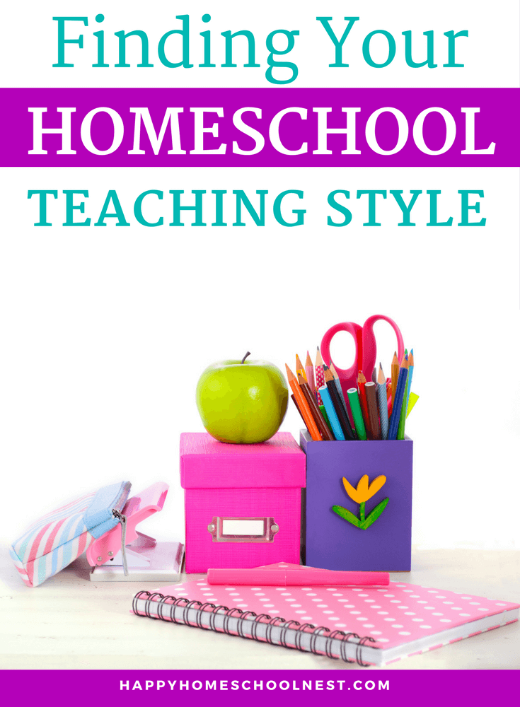 When you start buying homeschool curriculum, who do you think about first? Whatever the latest homeschool guru recommends? The program your best friend gushes about? That's what we usually do, isn't it? Instead, I want you to own it -- own your authority as the expert for your homeschool and children. Don't buy curriculum based on someone else's opinion. But there is someone's opinion you need to consider -- YOURS. You need to think about YOU and your homeschool teaching style.