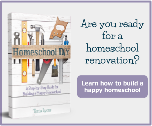 Learn to create the homeschool you want for our family - craft a mission statement, set attainable goals, select the right curriculum, and create a schedule that works. Learn how to DIY your homeschool.