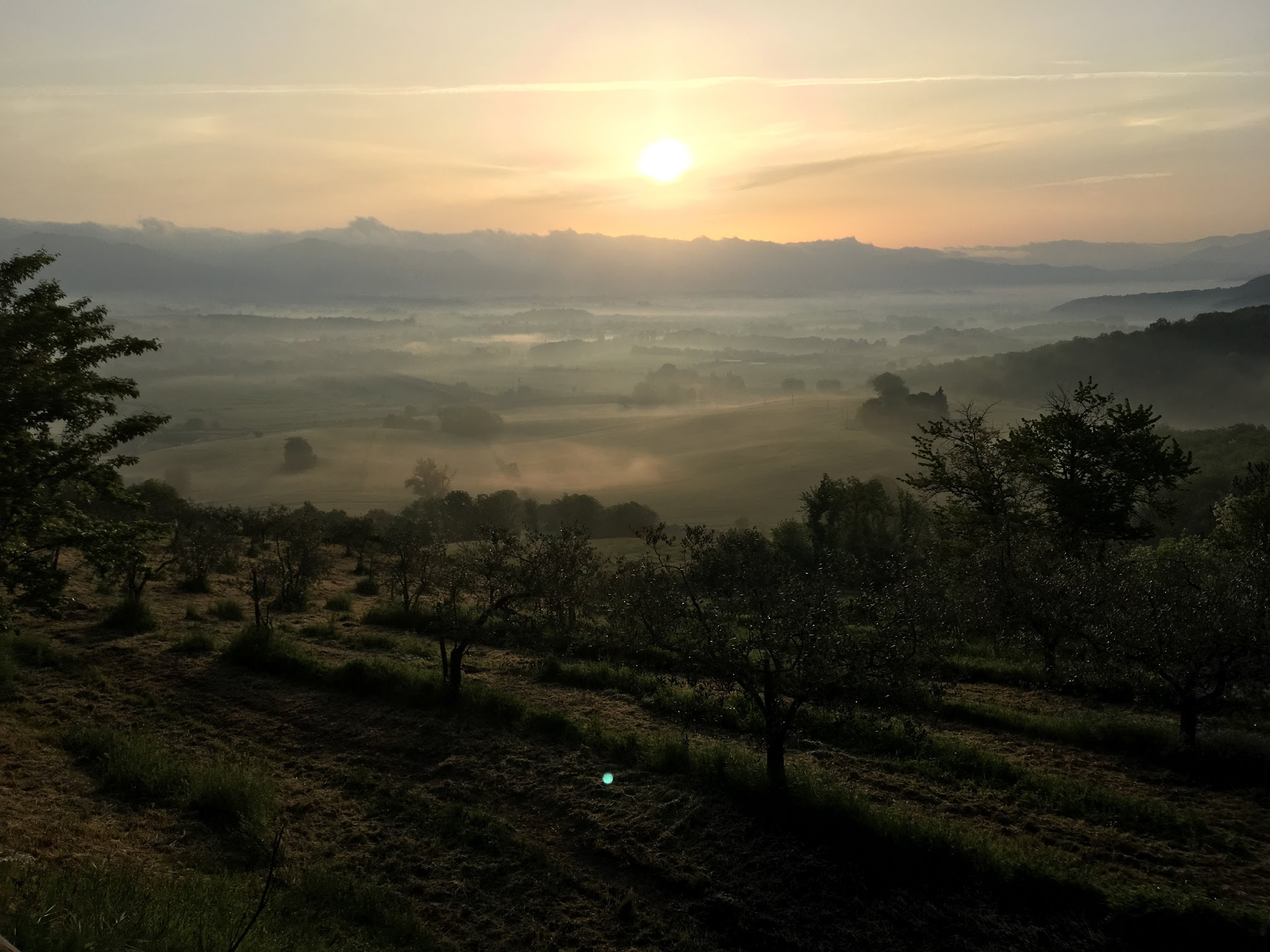OSPA ITALY DIVIDE Day4-morning-mood.JPG