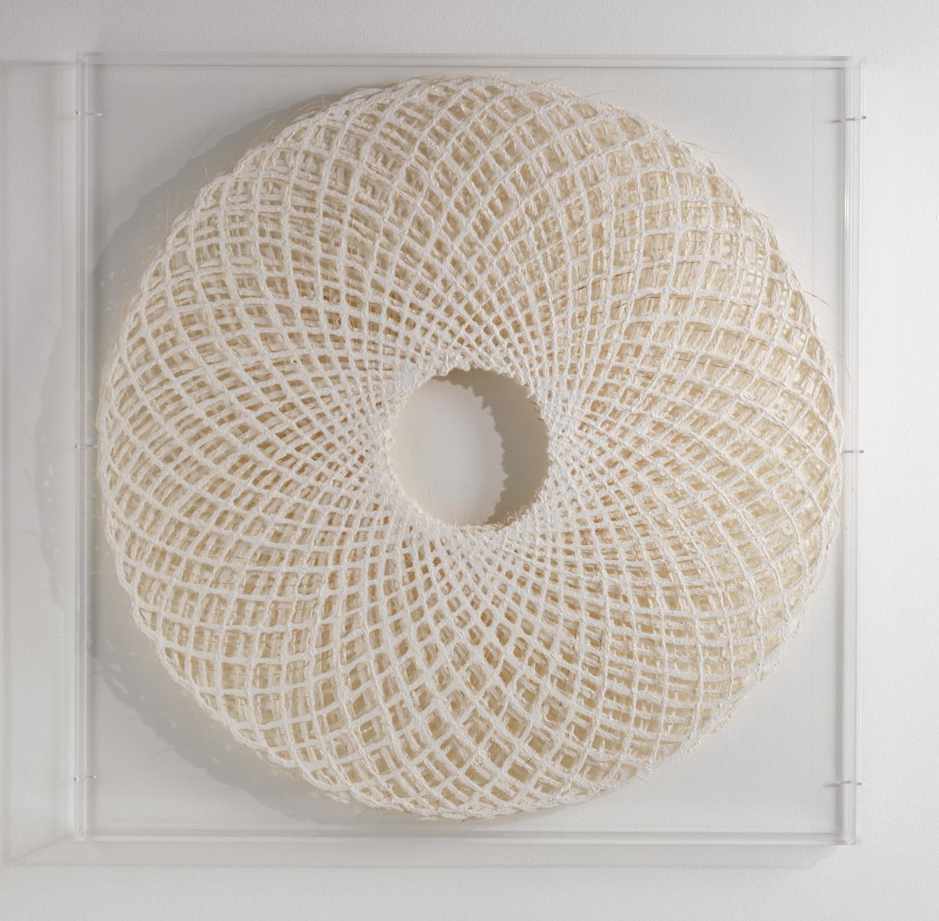Spiral   Medium   100cm x 100cm Plant Fibre