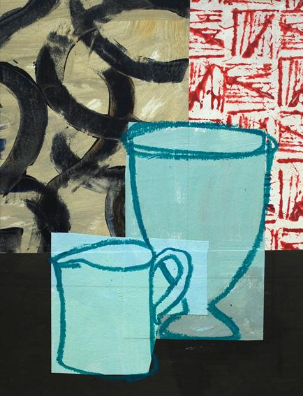 Aqua Jug and Vase | 40cm x 50cm