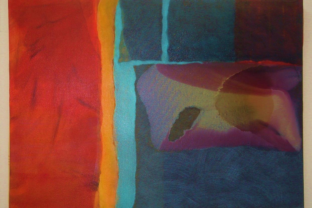 Memory Across Time   110cm x 80cm Oil on Canvas