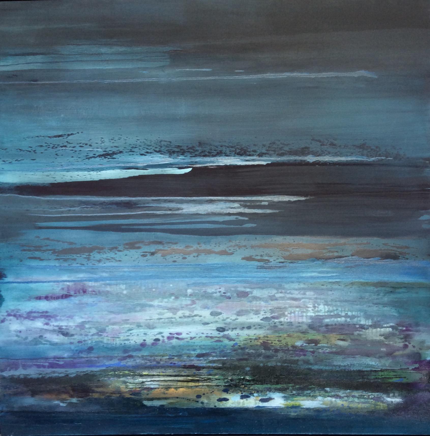 Virgil | 152cm x 152cm Oil on Canvas