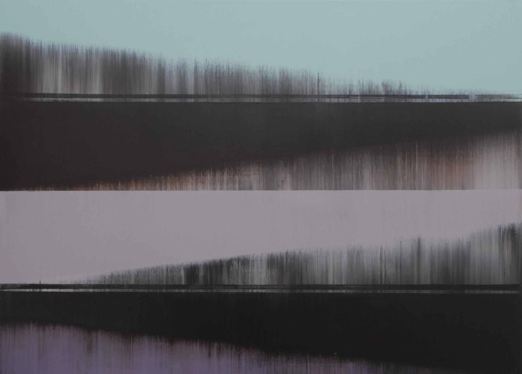 Parallel Terrain vi  |  80cm x 60cm Oil on Canvas