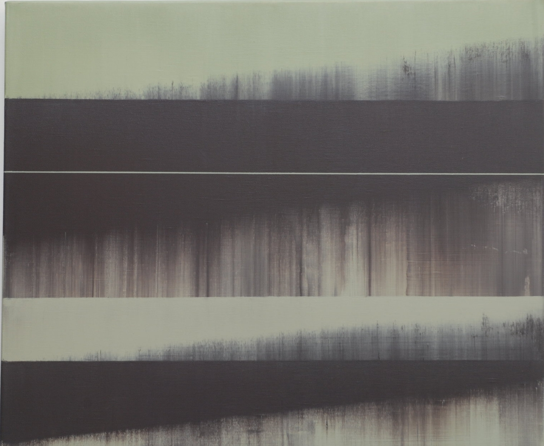 Shifting Ground iii  |  60cm x 50cm Oil on Canvas